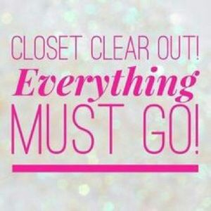 Other - Help me clear the closet! 💕